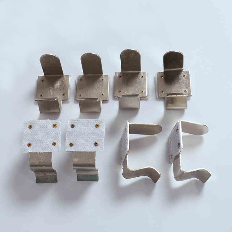 30 PCS stainless 2.5 cm wedding party table skirt clips desk cloth clamps for wedding event banquet decoration