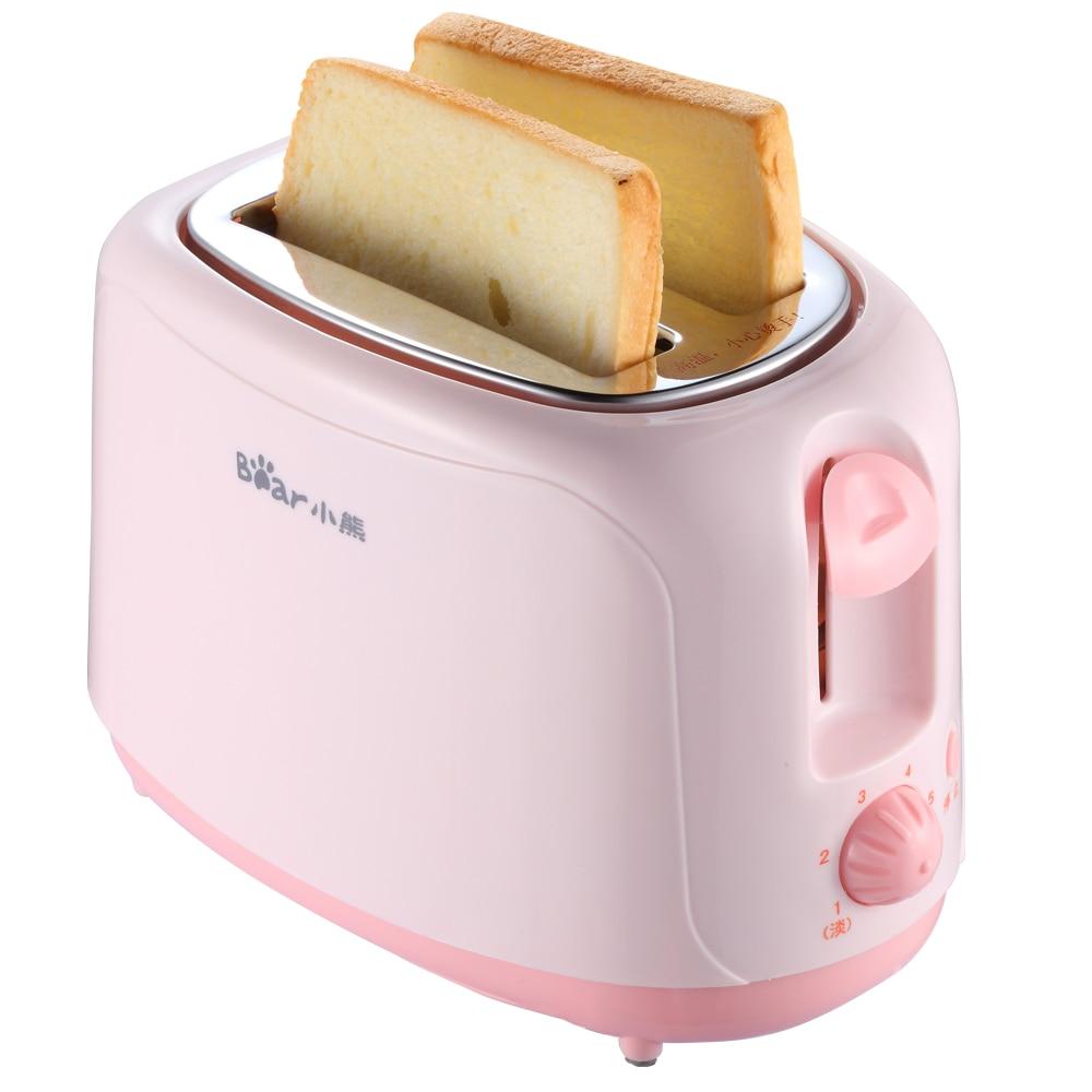 Dsl-604 тостер хлеб для тостов машина для завтрака машина для хлеба из нержавеющей стали