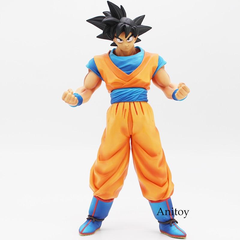 Dragon Ball Z Master Stars Piece The Son Goku 2 PVC Action Figure Collectible Model Toy 26cm 1