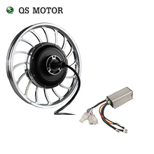 QS Motor 20inch 500W Electric Bicycle Kit / E Bike kit / Electric Bike Conversion Kits цена и фото