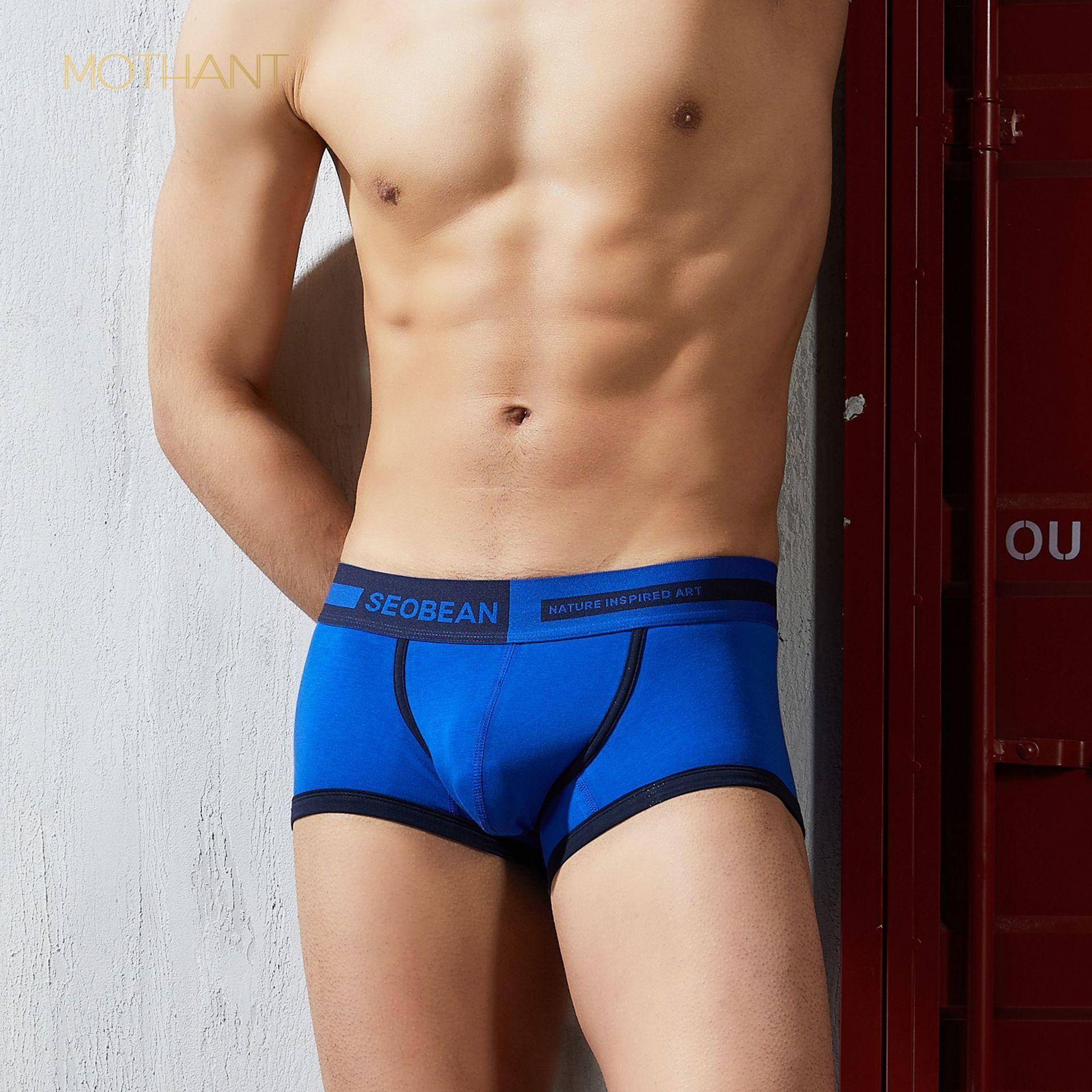 Men's Underwear Boxer Pants Men's Underwear Men's Cotton Underwear mens underwear boxers  cotton shorts  gifts for men