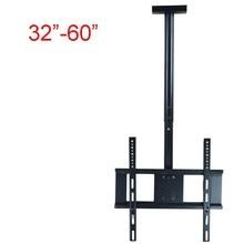 """32-60 """"потолочный Крепления для телевизоров 360 градусов полный движения Бесплатная подъема ЖК-дисплей LED Держатели мониторов max.60kgs загрузки"""