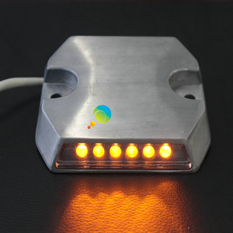 Best Quality Aluminium High Brightness Raised Pavement Maker Led Wired Road Stud