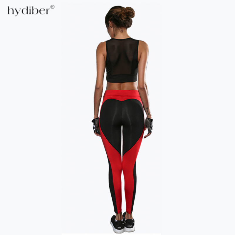 2018 spring Leggings Women Sportwear Fitness High Waist Casual Sexy Leggings Trousers   Pants     Capris   Autumn Workout   Pant