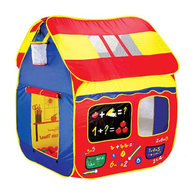 venta caliente del envo gratis super casa grande educativos carpa de juegos para nios jardn exterior juega para kids princess carpa carpa de circo