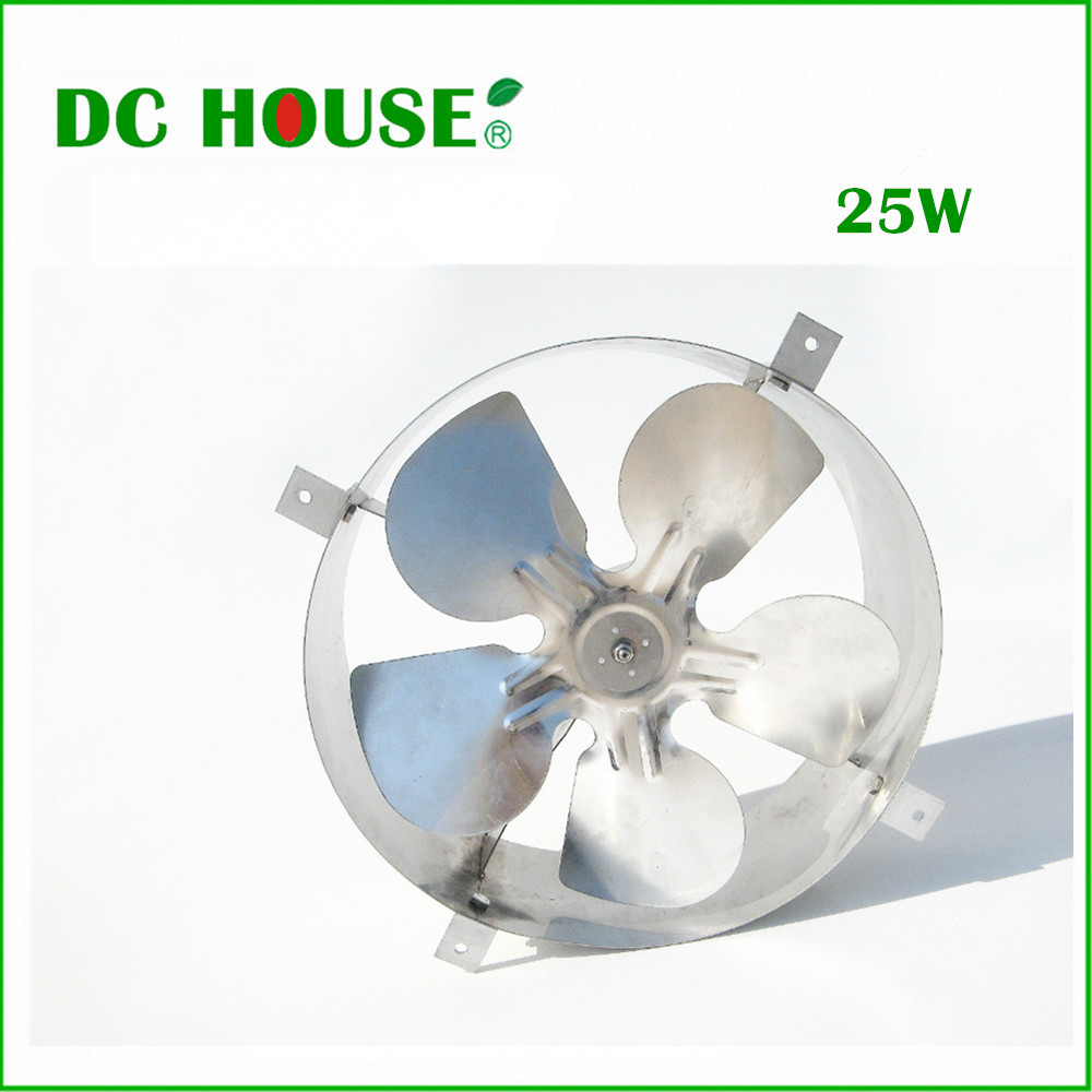 Solar powered attic fan review - Dc House 25w Solar Attic Ventilation Fan Solar Ventilators Solar Power Attic Gable Roof Vent Brushless