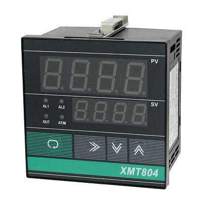 Power SSR PV SV Digital Intellective Temperature Control Meter XMT-804 tyson taisuo xmt 6000 temperature control table thermostat xmtd 6401 smart table