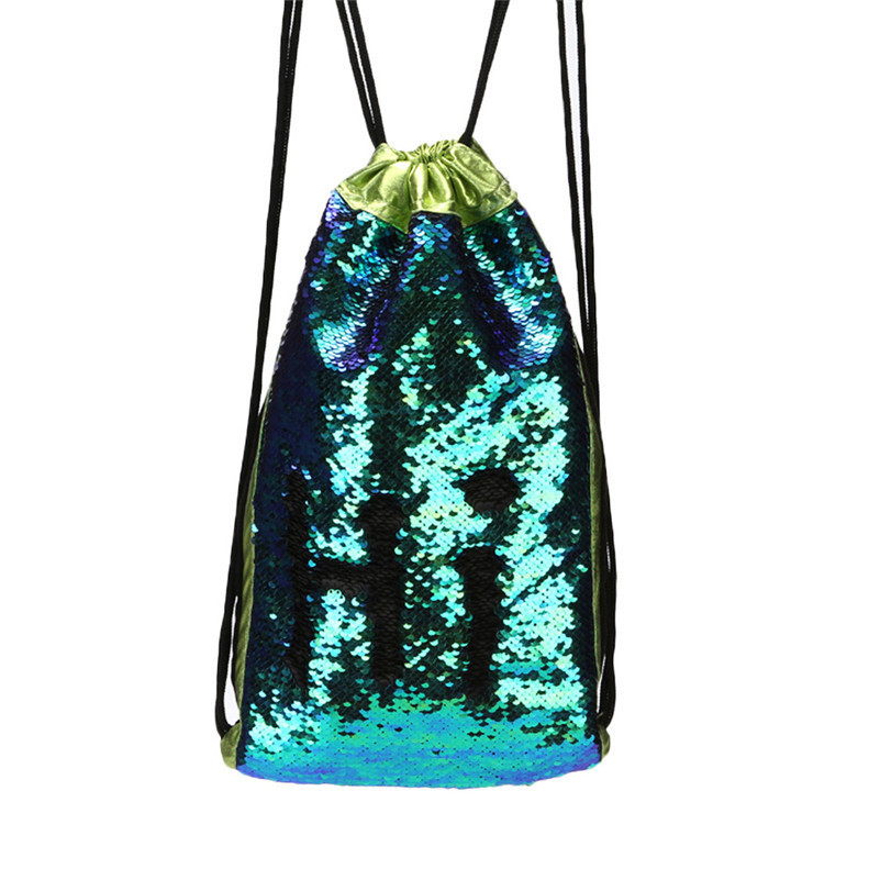 Fashion Girls Sequins Backpack Women Leisure School Bags Travel Backpack For Teenage Girls Back Pack Casual Rucksack School bag