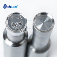 CandyLand B Man Milk Tablet Die 3D Pill Press Mold Candy Punching Die Custom Logo Calcium Tablet Punch Die For TDP0 Machine