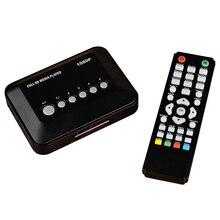 New  Full HD Media Player Mini 1080P Multimedia Player Mini HD Media Box Support HD USB SD/MMC With Retail Package