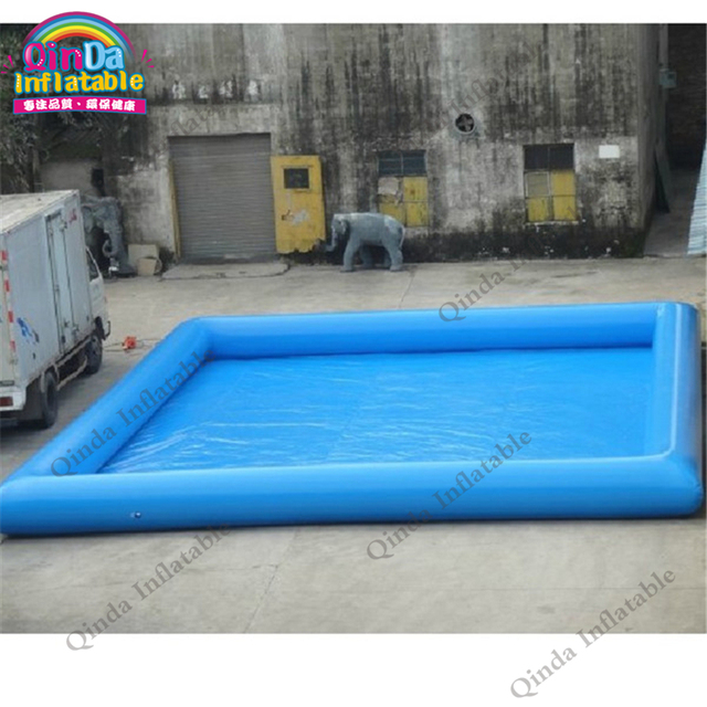 Outdoor Inflatable Cchild Poolpvc Endless Poolgiant Unicorn Pool Float Swimming