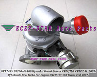 BV43 28200-4A480 53039880145 53039880127 Turbo Turbocharger For HYUNDAI H-1 Cargo Travel Grand Starex CRDI 2007- D4CB 16V 2.5L