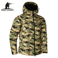 Mege Brand Clothing New Autumn Men S Windbreaker Camouflage Military Jacket Coat For Male Fashion Design