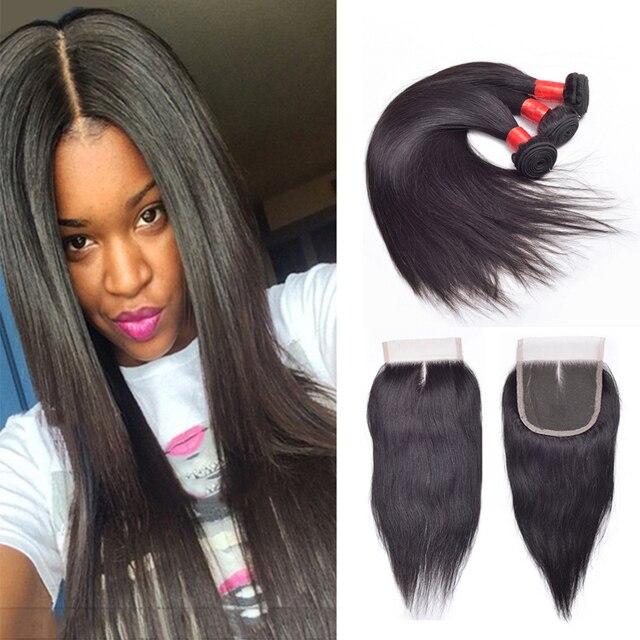 Unice Hair Company Brazilian Hair Weave Bundles Grade 7a Unprocessed