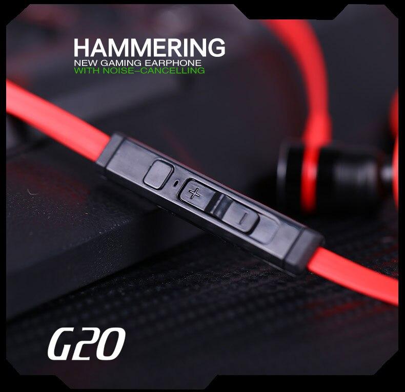 PLEXTONE G20 In-ear Earphone for Phone Computer stereo gaming PLEXTONE G20 In-ear Earphone for Phone Computer stereo gaming HTB19zI1QpXXXXa3aXXXq6xXFXXXX