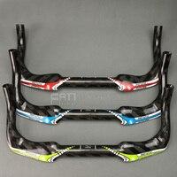 FUTURE brand from taiwan full carbon rest handlebar TT style handlebar 31.8*400/420/440/460mm 12K finish 3 colors