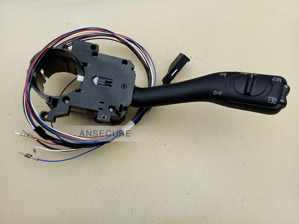 Sistema de Control de Crucero CCS stalk switch button para VW Golf 4 Jetta Mk4 IV Bora 18g 953 513 A + 1j1 970 011 F