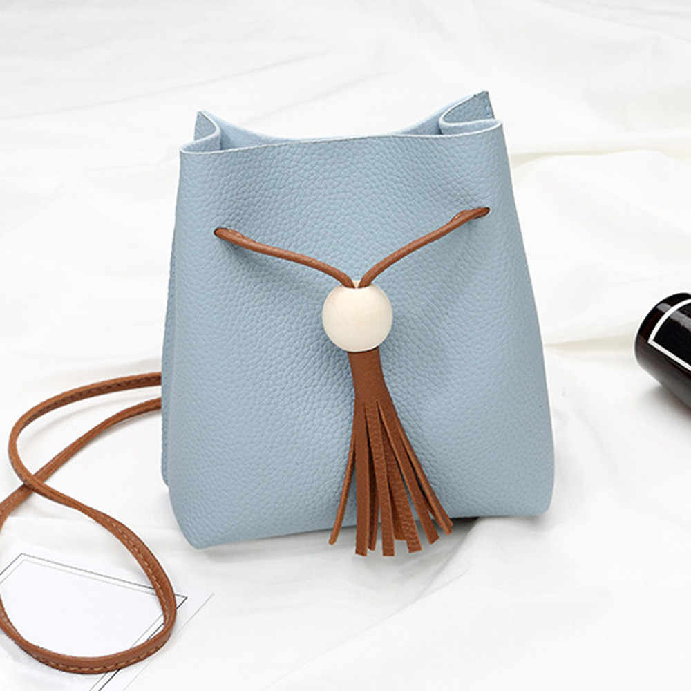 2079a9d232606 ... Fashion Women shoulder bag Tassels luxury handbags women bags designer  Bucket Bag Crossbody bags for women ...