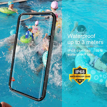 Waterproof Case For Samsung S10 Plus 360 Full Protection Dustproof Diving Cover for Galaxy S10e Coque