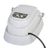 Egoes Water Heater 2.8KW Swimming Pool Heater for Pools up to 15ft Pool Water Heater 58259
