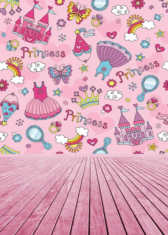 Vinyl cloth print 1st birthday pattern wall party photo studio backgrounds for newborn portrait photography backdrops S-879 12 ft vinyl cloth birthday pink love heart wall photo studio backgrounds for newborn portrait photography backdrops props s 2287