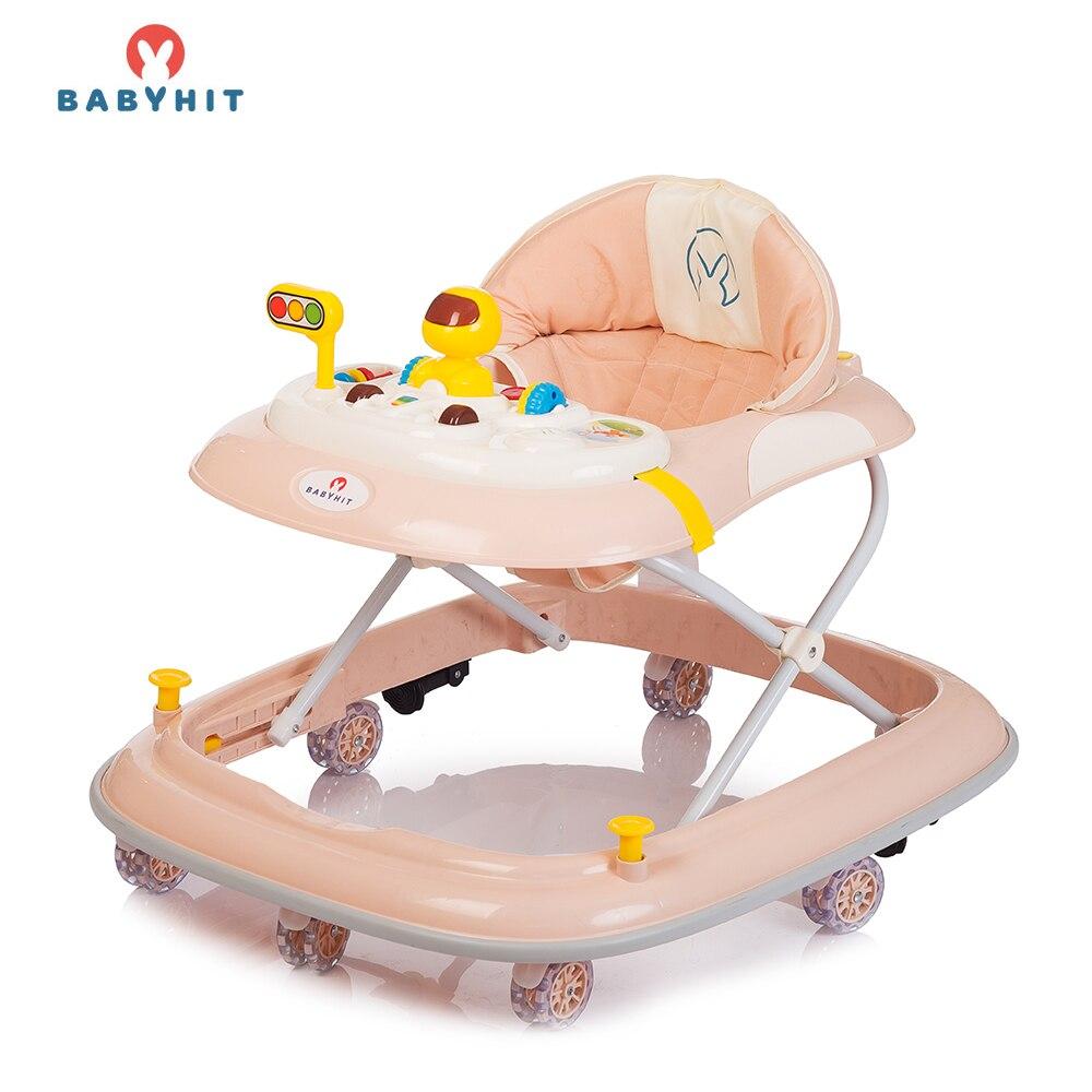 Walkers BABYHIT Soft Edge for boys and girls children baby walker