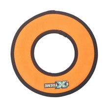 Pet dog and cat frisbee Oxford cloth toys, toys, entertainment training can chew and clean your teeth