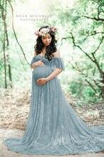 956f2f8d1 Nuevo vestido de maternidad de las mujeres accesorios de fotografía  embarazada para sesión de fotos de maternidad