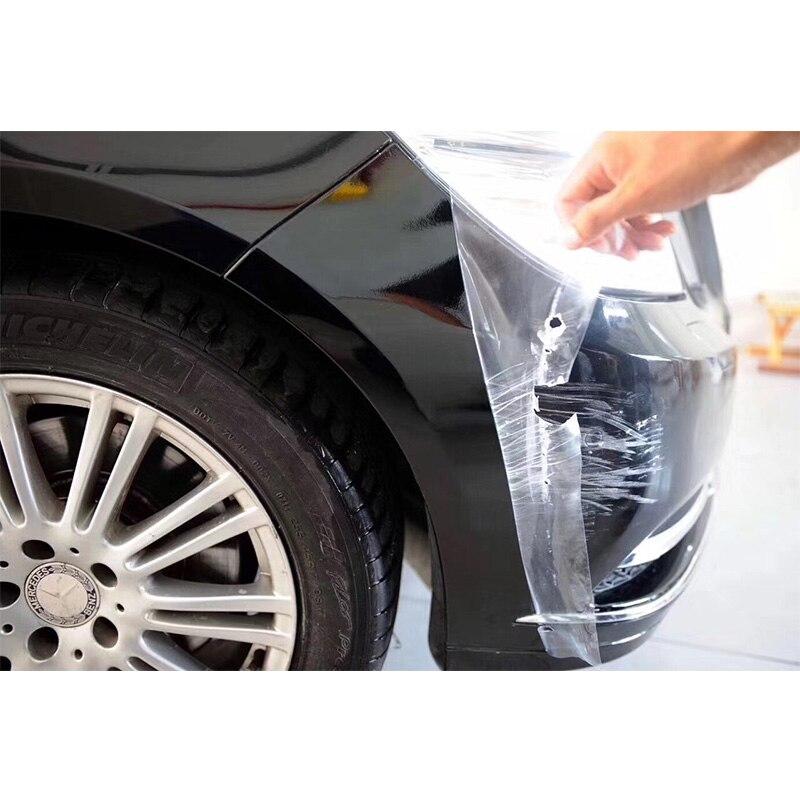 Peinture film de protection Chauffage réparation Carrosserie Peinture film de protection Anti-scratch haute rapport performance-prix 1.52 m * 15 m - 3