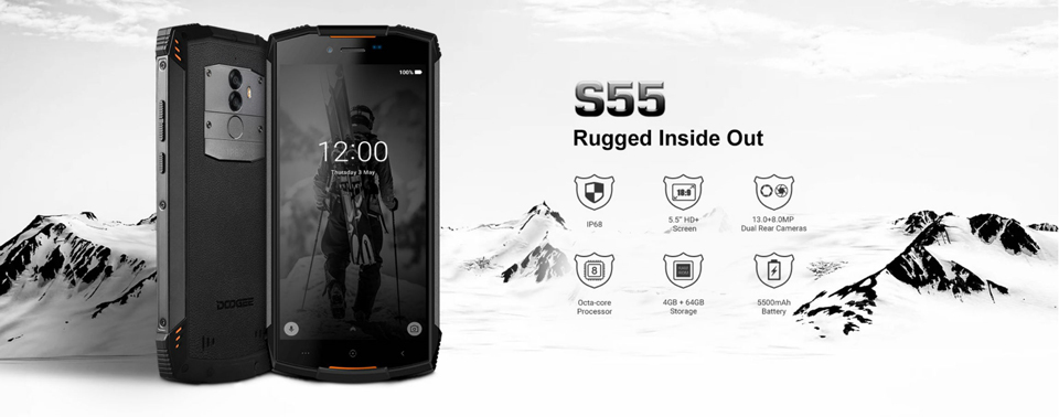 IP68 Waterproof Smartphone (4)
