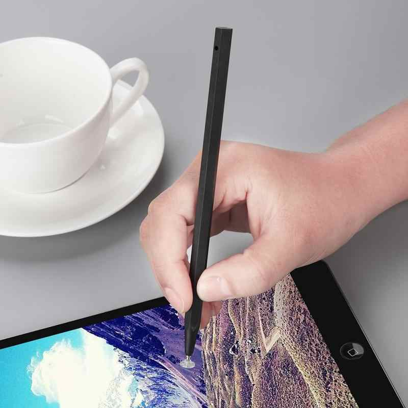 2PCS Disco De Precisão de alta Qualidade Canetas Stylus Touch Screen Capacitiva para iPhone Samsung Telemóveis Inteligentes para HP Lenovo tablet