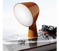 Modern Brief Fashion Big Head Eyes Protection Beside Table Desk Lamps For Living Room Bedroom Decor