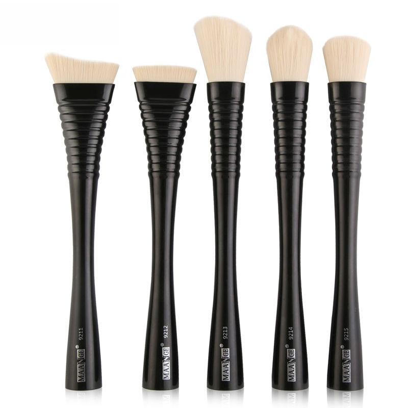 5 stks / set Gladde Up Kwasten Sets Taille Kit Make Professionele - Make-up