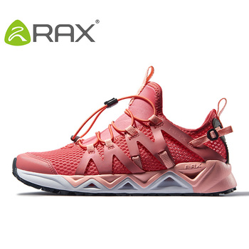 Women Summer Quick-drying Water Aqua Shoes Mens Breathable Skidproof Fishing Shoes Couple Lace Up Wading Shoes AA12334