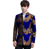 Personal Tailor Dashiki Suits Mens African Print Blazers For African Man Brightly Pattern African Clothing Made