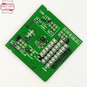 Image 1 - Brand New Desktop LGA1150 LGA 1150 Fake Loading Board Test Card CPU Socket Tester