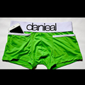 New Brand Danieal Sexy mens underwear boxers for high quality polyester fabric men cueca boxer with  pockets design to holiding