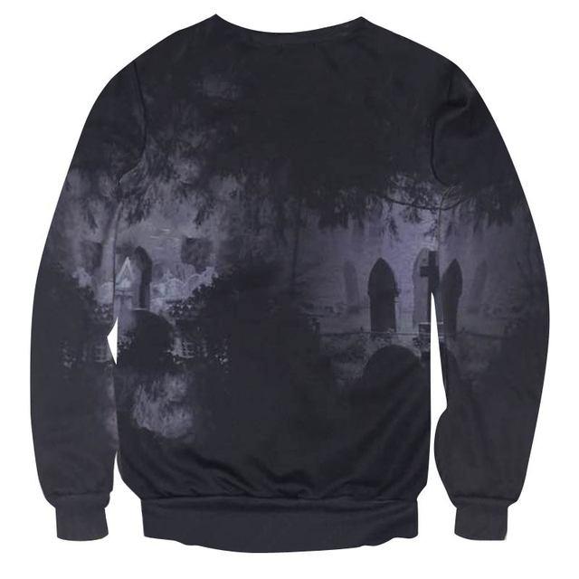 Tokyo Ghoul Sweater Crewneck Sweatshirt Tracksuits Ken Kaneki
