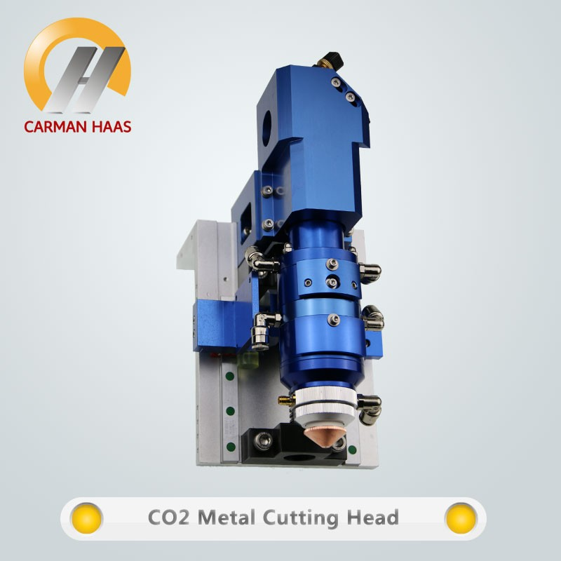 CARMANHAAS 500W CO2 Laser Cutting Head Autofocus Metal Non-metal Mixed Cutter for Laser Cutting Machine стоимость