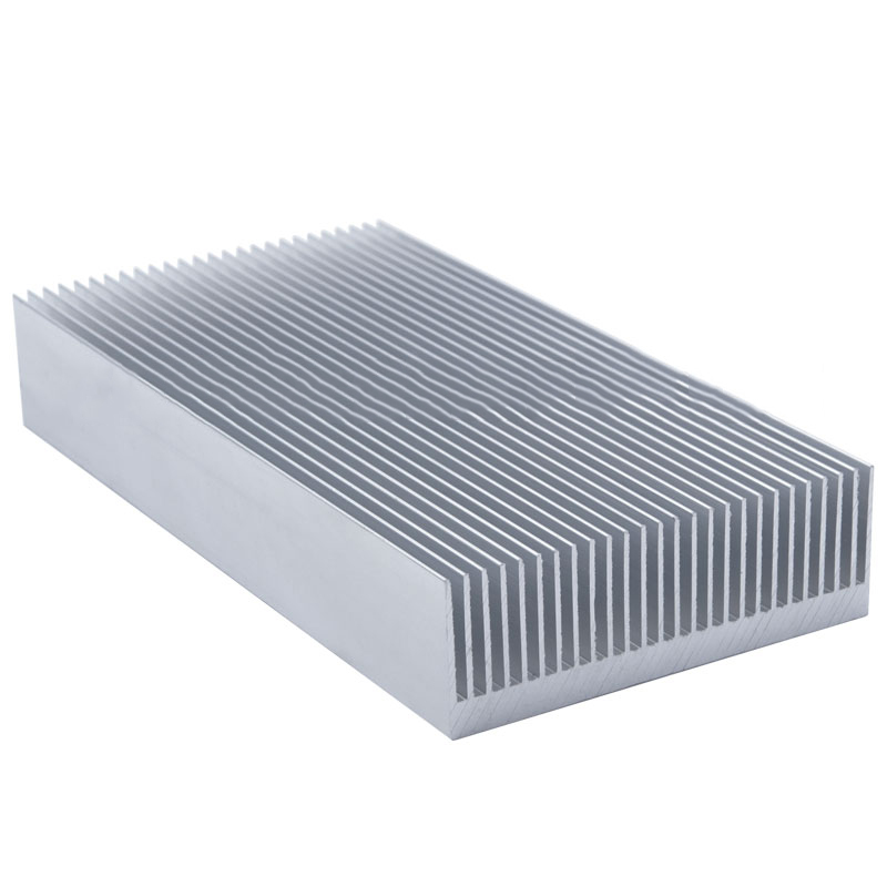 High Power 160x80x26.9mm Aluminum Extruded Heat Sink Radiator Heatsink for IC LED Electronic Chipset heat dissipation 10pcs lot ultra small gvoove pure copper pure for ram memory ic chip heat sink 7 7 4mm electronic radiator 3m468mp thermal