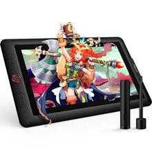 XP-Pen Artist15.6 Pro графический цифровой планшет USB кабель красное колесико с 60 градусов наклона функция и 88% NTSC