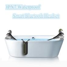 Latest Mifo I2 Bluetooth 4 1 Headset 8GB Recording MP3 Player Earphone IPX7 Waterproof Wireless Headphones