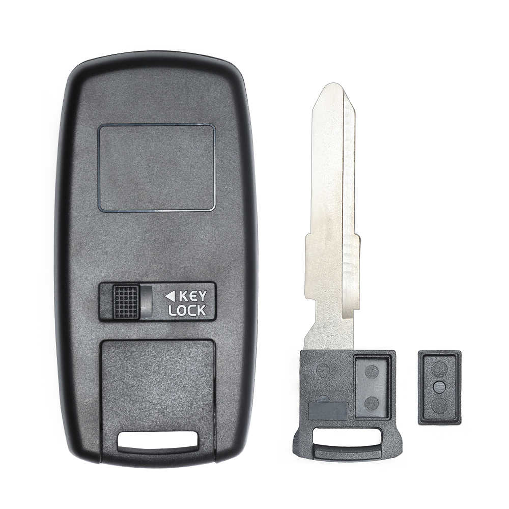 Dewangli 3 Button Keyless Entry Remote Key Case for Suzuki XL-7 SX-4 SX4 Grand Vitara Replacement Car Key Fob Shell
