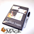 2014 HOT NEW SansMinds Sharpie with Gimmick by will Tsai / close-up street magic tricks products toys wholesale free shipping