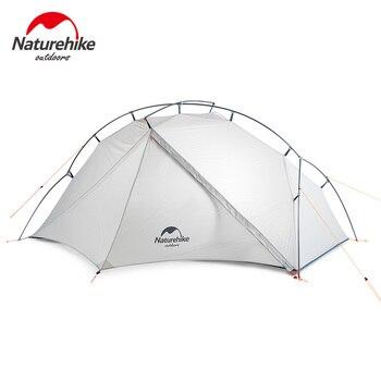 Nature randonnée VIK série extérieure tente unique ultra légère 0.93 kg 15D nylon camping randonnée neige imperméable portable tente en aluminium