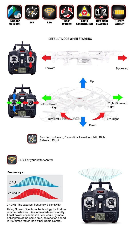quadcopter camera originele 2.4g 13