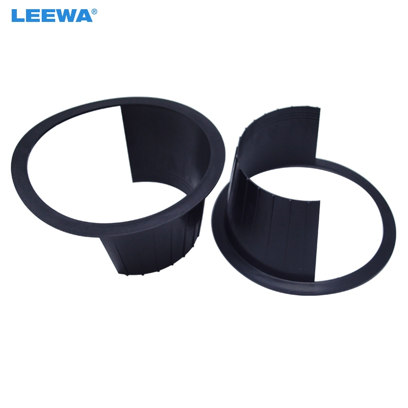 """2PCS 6.5/"""" inch Car Speaker Waterproof Cover Car Horn  Plastic Spacer Protective"""