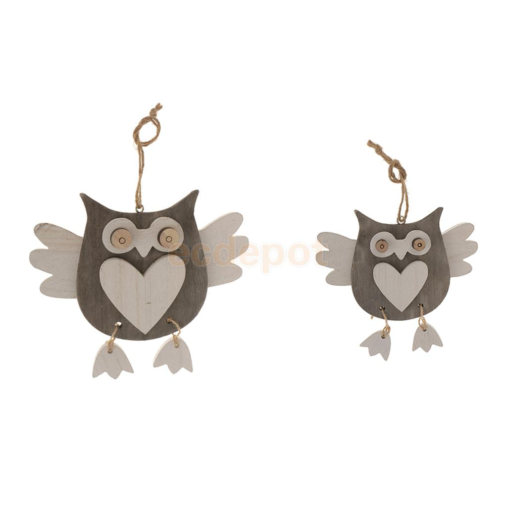 popular bird cottage buy cheap bird cottage lots from china bird lovely owl shape rustic cottage wooden hanging bird home decoration 16x16cm 21x21cm china