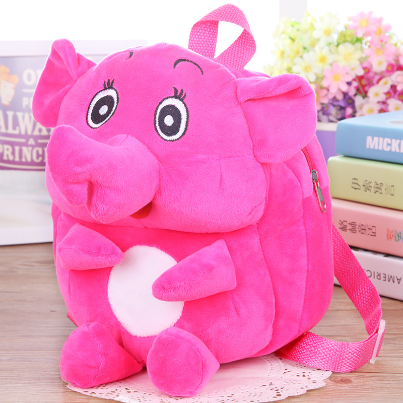 c4f144d016e3 High Quality 3 7 Years Old Kids Cute Cartoon Plush Backpack Toy Mini  Schoolbag Kindergarten Boy Girl Baby Bags Lovely Mochila-in Plush Backpacks  from Toys ...