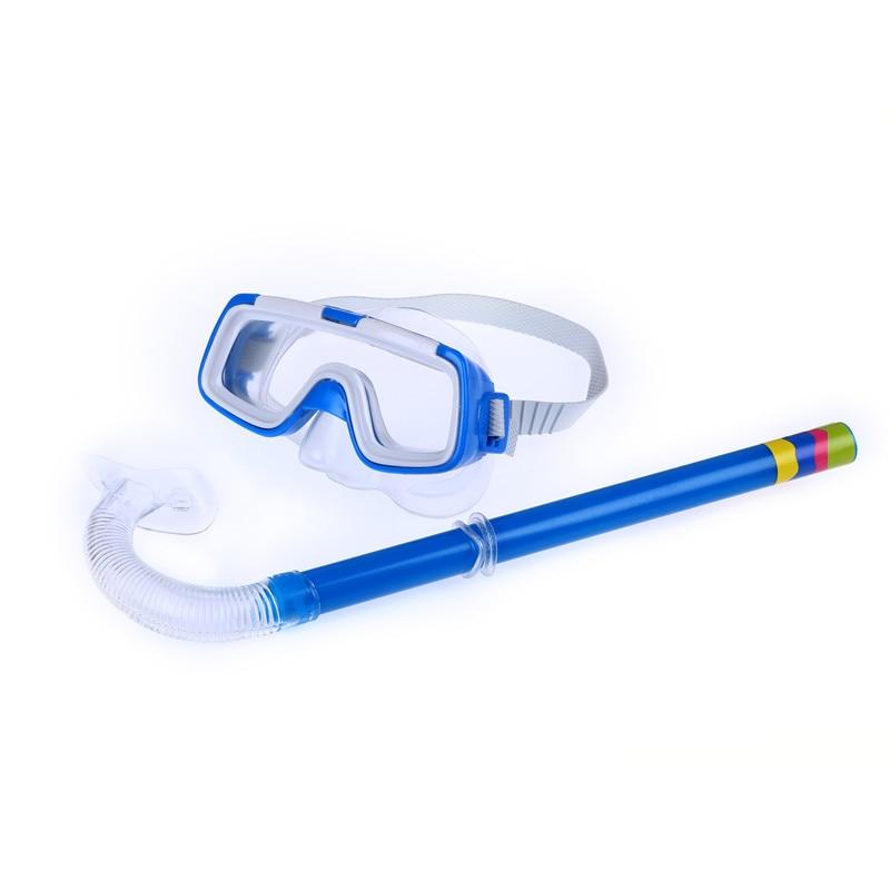 Маска и трубка для подводного плавания для детей
